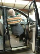 Soulève personne voiture - À installer sur un véhicule