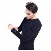 Sous vêtement Chauffant homme - Matière : 6% Spandex, 94% Polyester