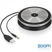 Speakerphone Sennheiser SP 20 UC - Haut-parleur d'audioconférence pour communications unifiées