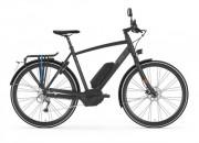 Speed bike urbain sportif - Conduite jusqu'à 45 km/h