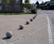 Sphère granit - Sphères granit