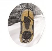 Spike chaussure antidérapant - Compatible pour tous types de chaussures - Tailles : M/L