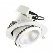 Spot led orientable escargot 38W - Pour les faux plafonds