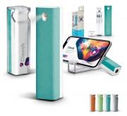 Spray désinfectant pour smartphone - Spray rechargeable 15 ml avec tissu microfibre, 2 en 1