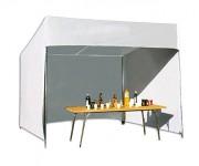 Stand buvette largeur 3 métres - Surface : 9 m²