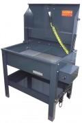 Stand de dégraissage à solvants - Capacité de 60 L - Surface de travail : 990 x 640 mm