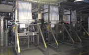 Stand de vidange et de remplissage de Big Bag - Largeur standard : de 1250 à 1500mm