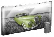Stand parapluie droit ou courbé - Dimensions : 3500 - 3750 x 2300 mm