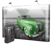 Stand parapluie horizontal - Dimensions : 2250 x 1550 mm