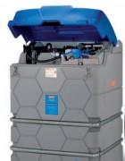 Station adblue 2500L avec enrouleur - Capacité : 2500 litres - Conforme NF EN 13341