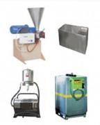 Station biocarburant - Presse - bac en inox - filtre à plaque - centrale de stokage et distribution d'huile végétale