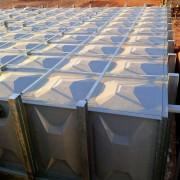 Station d'épuration à dalles composites - Large choix de modèle