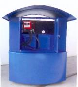 Station de distribution - Contenance : 2 x 1400 Litres