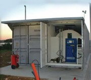 Station de distribution de carburants - Performances : 2 x 40 000 litres