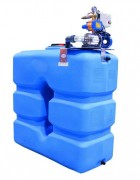 Station de lavage avec cuve - Cuve : 1000 L ou 2000 L