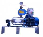 Station de lavage pour salle de traite - Puissance : 2,2 kW - Débit : 60 L/m