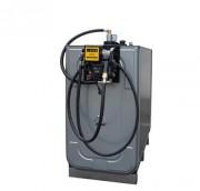 Station de ravitaillement gasoil 230 V - Contenance (L) : De 1000 à 4500