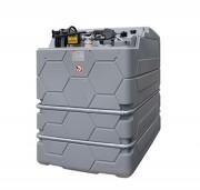 Station de ravitaillement gasoil mobile - Capacité (L) : 1000 - 1500 - 2500 / normes NF EN 13341