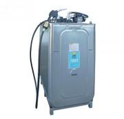 Station de ravitaillement gasoil professionnelle - Capacité : 400 à 1000 L - Débit (L/min) : 56