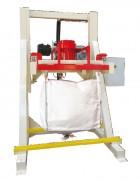 Station de remplissage automatique big bag - Remplissage manuel ou automatique