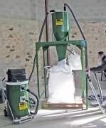 Station de remplissage big bag - Grande capacité