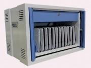 Station de stockage 12 tablettes 10'' - Dimensions (H x L x P) : 350 x 530 x 490 mm