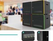 Station de stockage intelligente - Station de stockage permettant le chargement et la synchronisation des tablettes et pc portables