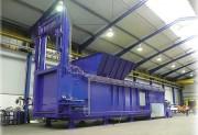 Station de transfert - Stockage et transport de déchets
