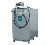 Station de distribution huile moteur électrique - Capacité : de 750 à 1500 L