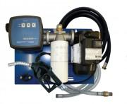 Station fuel sur plaque avec filtre - Débit (l/mn) : 56 ou 72.