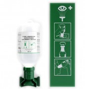 Station lave oeil - 500ml - Sérum Physiologique