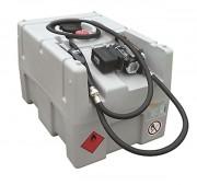Station mobile fuel autonome 200 l - Débit 45 l/min - Autonomie de 900 litres