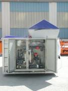 Station pour saumures - Production :7 m³/h