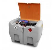 Station ravitaillement gasoil+ AdBlue 12v - Capacité : 440 L + réservoir / 50 L AdBlue - Débit :45 L/min