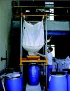 Stations pour containers Big Bag souples - Accessoires