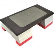 Step aquatique gymnastique à surface antidérapante - Matériel fitness pour cours aquatiques longueur 68 cm