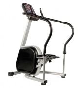 Stepper fitness professionnel en acier - Appareil cardio pour muscler fessiers et jambes