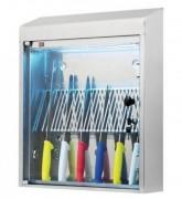 Stérilisateur à couteaux acier inox - Jusqu'à 15 couteaux