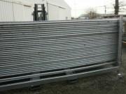 Stockage de clôtures grillagées - Capacité : 30 clôtures grillagées