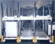 Stockage dynamique 800 x 1200 - Stockage de palettes