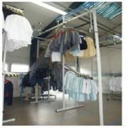 Stockage dynamique de vêtements - Magasin mécanisé et automatisé pour vêtements