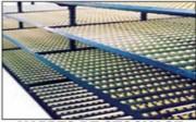 Stockage dynamique industriel - Nappes de stockage dynamique en acier