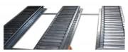 Stockage dynamique pour palette - Grande capacité de stockage