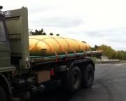 Stockage industriel - Capacité de stockage : 5 m3  à 500 m3.
