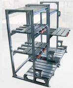 Stockage industriel à tiroirs - Capacité de charge : 800 kg par niveau
