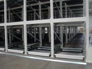 Stockage industriel de palettes - Optimisation des volumes disponibles des palettes