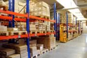Stockage sécurisé de marchandises en entrepôt