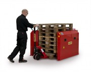 Stockeur de palette 500 ou 1000 kgs - Jusqu'à 1000 kg de charge