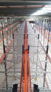 Stockeur palette industriel - Adaptabilité, fiabilité et robustesse