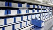 Stockeur rotatif de distribution - Sur mesure - Gestion efficiente du magasin